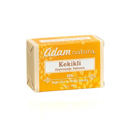 Kekikli Zeytinyağlı Doğal Sabun