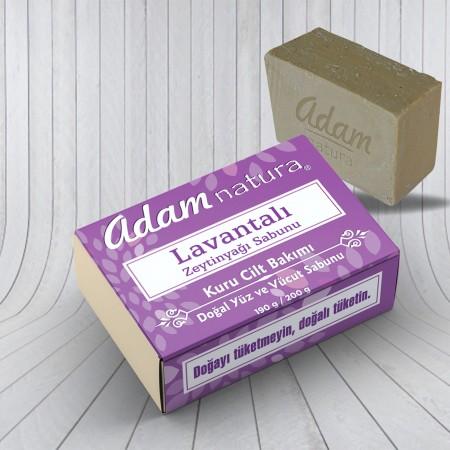 Zeytinyağı Sabun Çeşitleri Hediyelik Kutuda (5 Kalıp)